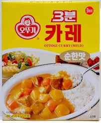 Ottogi 3 Minutes Curry (Mild) 200g