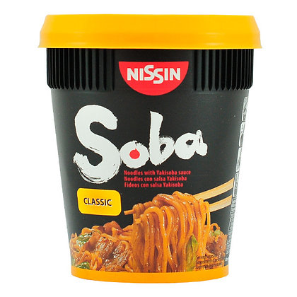 Nissin Soba Noodles With Classic 90g