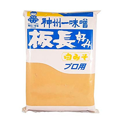 Shinshuichi White Soybean Paste 1kg