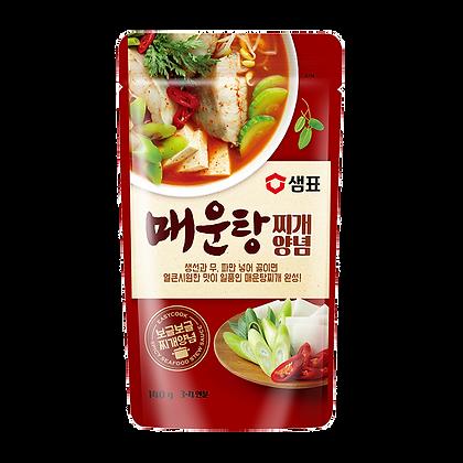 Sempio Spicy Seafood Stew Sauce 140g