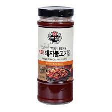 Beksul Pork BBQ Sauce 500g