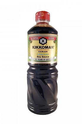 Kikkoman Tamari Soy Sauce  Gluten Free 1L