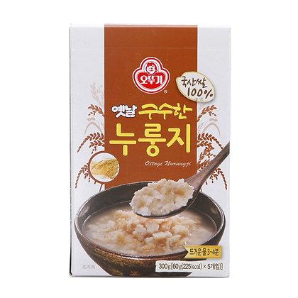 Ottogi Nurungji Crispy Rice 60g x 5