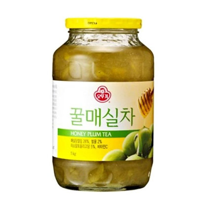 Ottogi Honey Plum Tea 1kg