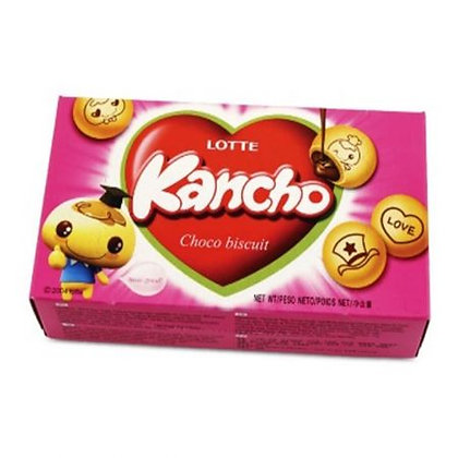 Lotte Kancho Choco Biscuit 54g
