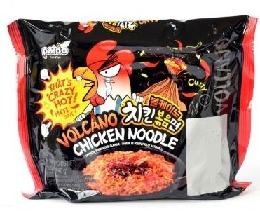 Volcano Chicken Ramen 140g