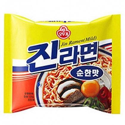 Jin Ramen Mild Flavor 120g
