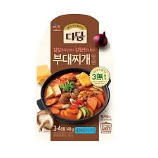 CJ Dadam Spicy Stew Stock 140g