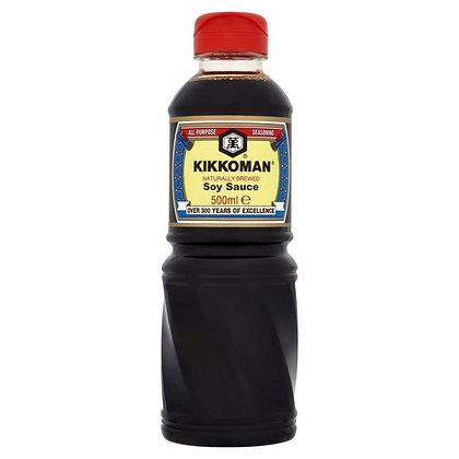 Kikkoman Soy Sauce 500ml