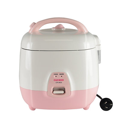 Cuckoo Korean Electric Rice cooker CR-0632 6cup