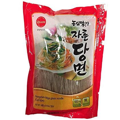 Nongshimmiga Glass Noodle(cut type) 400g