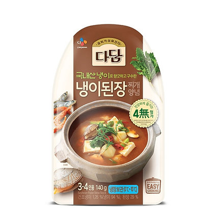 CJ Dadam Soybean Paste Sauce 140g