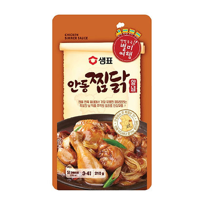 Sempio Andong Chicken Simmer Sauce 210g