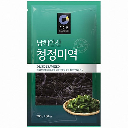 Chungjungone Sliced Dried Seaweed 200g