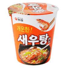Shrimp Flavor Ramyun Cup 67g