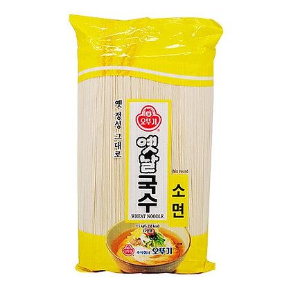 Ottogi Wheat Noodle, Korean Style 1.5kg