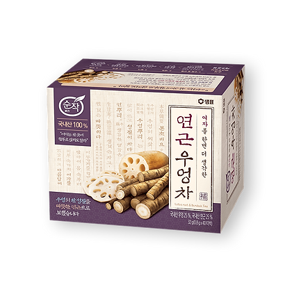 Sempio Lotus root & Burdock Tea 32g