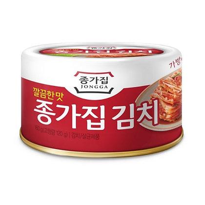 Jongga Kimchi Can 160g