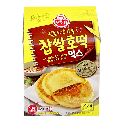 Ottogi Stuffed Pancake Mix 540g
