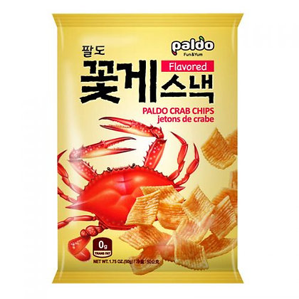 Paldo Crab Chips 50g