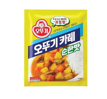 Ottogi Curry Powder (Mild) 100g