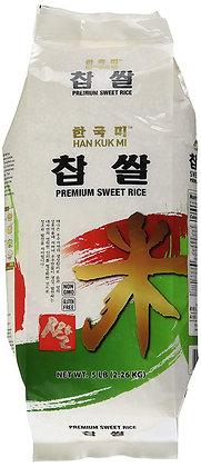 Hankukmi Premium Sweet Rice 2.26 Kg