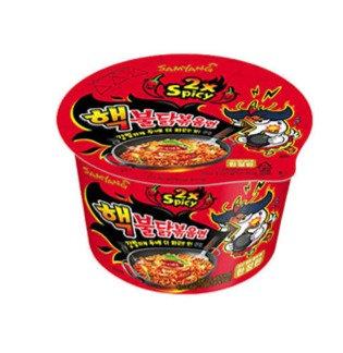 Extremely Spicy Chicken Flavor Ramyun 105g