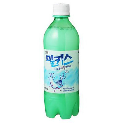 Lotte Milkis Bottle 500ml
