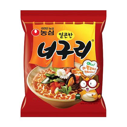 Neoguri Seafood & Spicy Flavor 120g