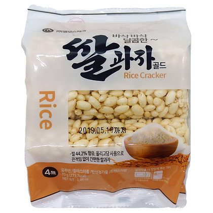 Mammos Rice Cracker 70g