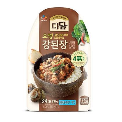 CJ Dadam Soy bean Stew Paste 140g