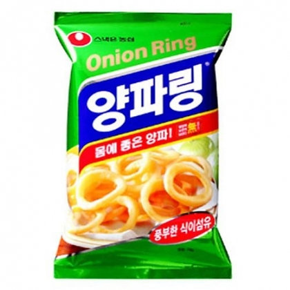 Nongshim Onion Ring Flavoured 50g
