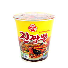 Jin jjambbong Cup Ramen  75g