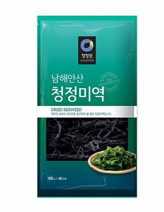 Chungjungone Sliced Dried Seaweed 100g