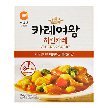 Chungjungone Chicken Curry 160g