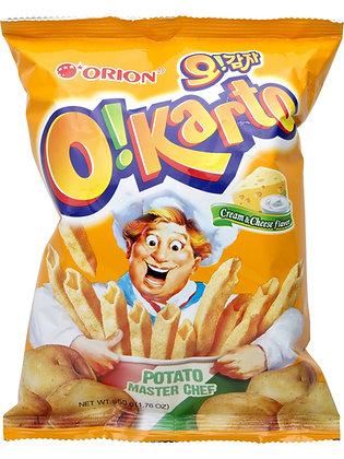 Orion O!Karta Cream& Cheese flavour