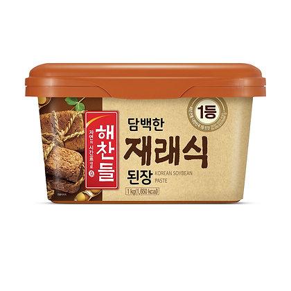Haechandle Korean Soybean Paste 1kg