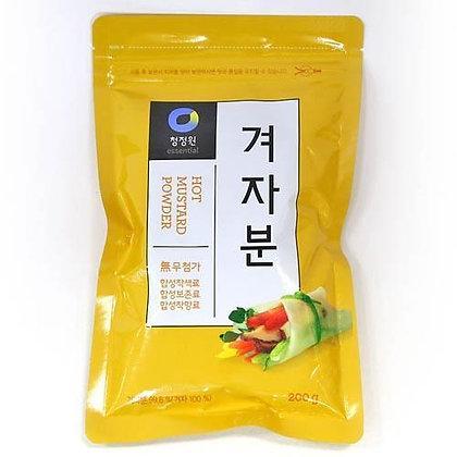 Chungjungone Hot Mustard Powder 200g