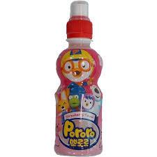 Paldo Pororo Strawberry Flavor Drink 235ml