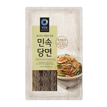 Chungjungone Sweet Potato Glass Noodle 500g