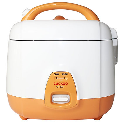 Cuckoo Korean Electric Rice cooker CR-0331 3cup