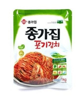 Jongga Poggi Kimchi 500g