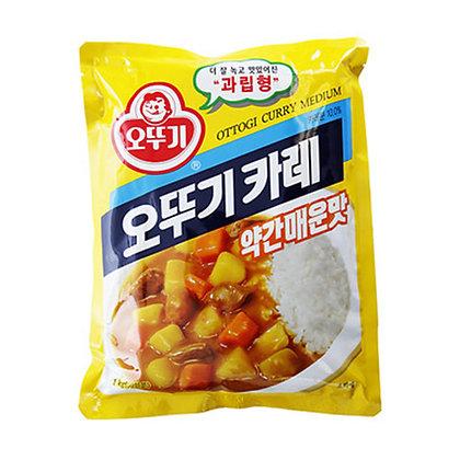 Ottogi Curry Powder (Medium) 1kg
