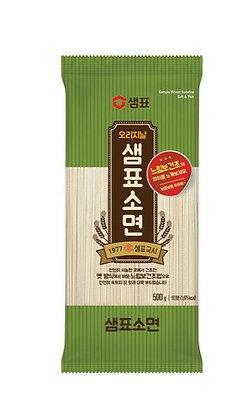 Sempio Wheat Noodles, Soft & Thin 500g