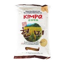 Kimpo Brown rice 2kg