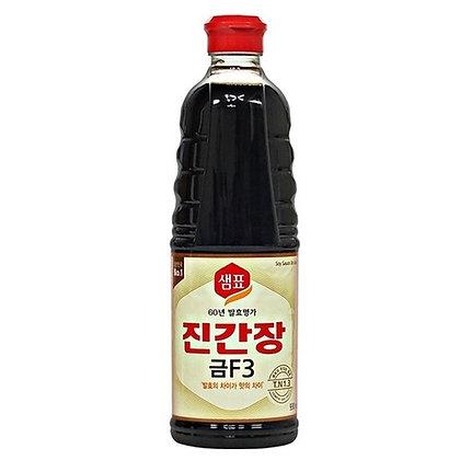 Sempio Jin Ganjang Gold F3 930ml