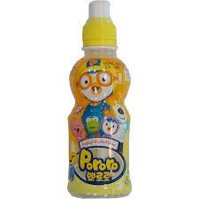 Paldo Pororo Tropical Fruits Flavor Drink 235ml