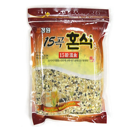 Jeongwon 15 Mixed cereals 800g