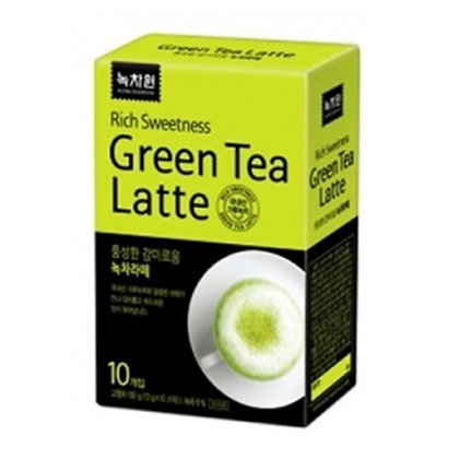 Nokchawon Green Tea Latte Powder 130g