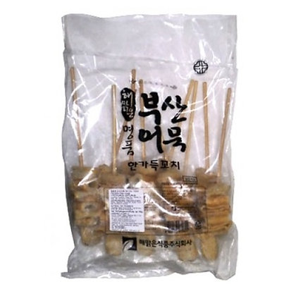 Haemaleun Busan Fried Fish Cake Skewer Type 750g